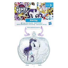 Túi Pha Lê Sành Điệu Rarity - My Little Pony -  B9827/B8952