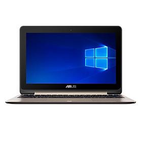 Laptop Asus VivoBook Flip 12 TP203NAH-BP044T Pentium N3350/Win10 (11.6 inch) - Gold - Hàng Chính Hãng