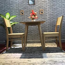 bộ bàn ghế cafe 2 ghế