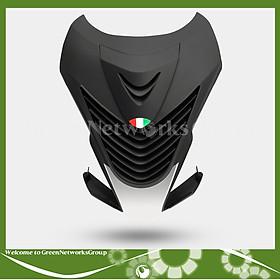 Mặt nạ xe Vision 2021 kiểu SH Ý đủ màu - mặt nạ dành cho xe Vision 2021 Green Networks Group