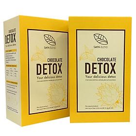 Combo 2 Chocolate Detox Thanh nhiệt giải độc cơ thể