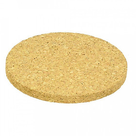 Tấm lót nồi gỗ bần tròn 14.5cm