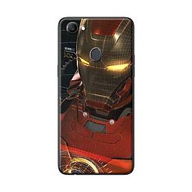 Ốp Lưng Dành Cho Oppo F7 - Iron Man Giả Tưởng
