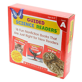 Guided Science Readers Level A (With CD)