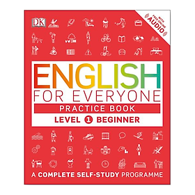 English for Everyone Practice Book Level 1 Beginner