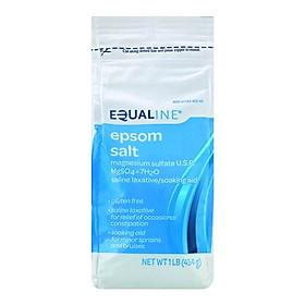 Muối Epsom nguyên chất Equaline 454g