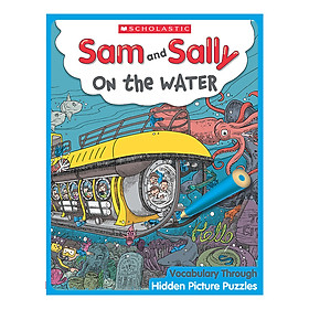Sam And Sally On The Water