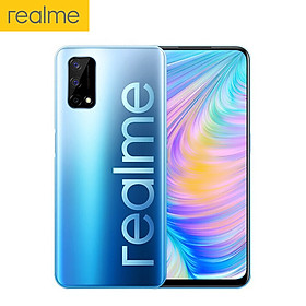 realme Q2 5G Smartphone 6.5 inch FHD+ 120Hz Refresh Rate Android 10.0 128GB ROM 6GB RAM 800U Octa Core Mobile Phone with