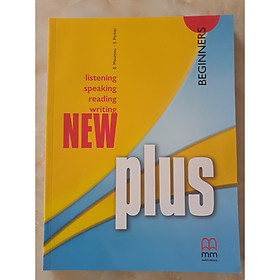 MM Publications: New Plus Beginners Student's Book