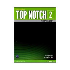 Top Notch (3E) 2: Workbook