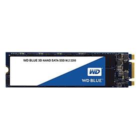 Ổ Cứng SSD WD Blue 3D NAND 250GB M.2 2280 WDS250G2B0B - Hàng Chính Hãng