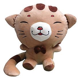 Thú Bông Mèo MengMeng ICHIGO (30cm) - Nâu