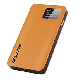 Bộ Phát Wifi Di Động 4G - Kích thước mini bỏ túi - Hàng nhập khẩu từ Nhật Bản