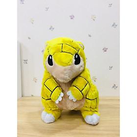 Gấu bông Pokemon nhím Sandshrew