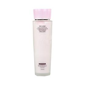 Sữa dưỡng ẩm hương hoa- 3W CLINIC Flower Effect Extra Moisturizing Emulsion