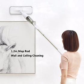 Xiaomi Mijia Smart Deerma Water Spray Mop Sweeper + 4PCS Replace Mop Pads