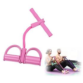 Dây kéo tập cơ bụng đa năng Cleacco dành cho người tập thể dục ở nhà, chất liệu nhựa cao cấp, màu sắc đa dạng, nhỏ gọn tiện lợi giúp bạn có thể mang đi bất cứ đâu - Hàng Cính Hãng