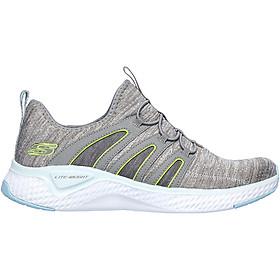 Giày thể thao Nữ Skechers 13326-GYBL - Xám