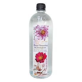 Nước cắm hoa lâu tàn Keep Flowering (1000ml)