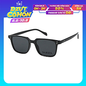 Kính mát, mắt kính chính hãng SARIFA Z3246 (50-20-140) nhiều màu