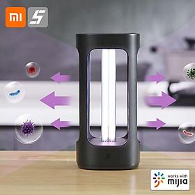 Youpin FIVE Smart UVC Sterilization Lamp 99.99% Sterilization Home Office Desktop Light 9000H Lifespan Smart Human