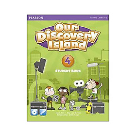 Our Discovery Island American Sb4 W/Cdrom & Online Access Code