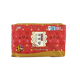 Sofy Guiailang (Guaiai Niang) Natural Red Ginseng Daily Sanitary Napkin 29cm*18pcs