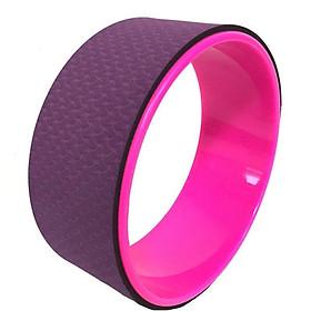 Vòng tập Yoga 31cm BG màu ngẫu nhiên (hàng nhập khẩu)