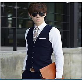 Áo Gile nam phong cách Hàn Quốc trẻ trung