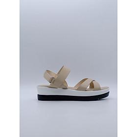 Hình đại diện sản phẩm Giày Sandal Bánh Mì Quai Da Chéo