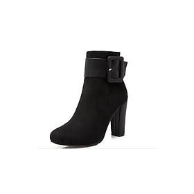 Giày Boot nữ thời trang B082D
