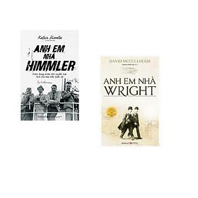 Combo 2 cuốn sách: Anh Em Nhà Himmler + Anh Em Nhà Wright