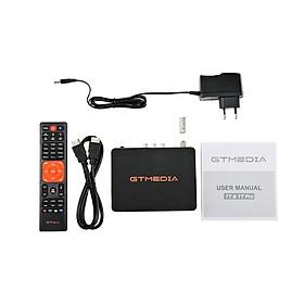 GTMEDIA TT PRO DVB-T/T2/C Set-top Box Signal Receiver Remote Control H.265 Full HD 1080P TV Receiver
