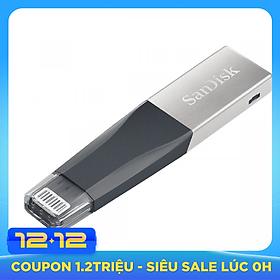 USB SanDisk iXpand 3.0 128GB - Hàng Nhập Khẩu
