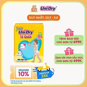 Tã Quần Unidry Ultra Jumbo XL62 (62 Miếng)
