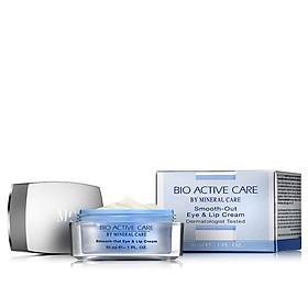 Smooth-out Eye&Lip Cream 30ml - Kem căng cơ mắt & môi
