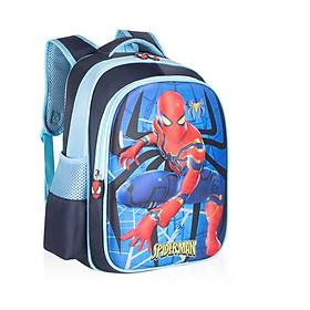 Balo bé trai siêu nhân người nhện 3D  mẫu giáo