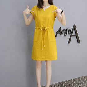 Váy Cổ Chữ V Thời Trang Cho Nữ
