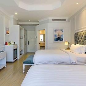 Lan Rừng Phước Hải Resort 4* - Gói nghỉ dưỡng 2N1D. Miễn phí ăn sáng, 01 bữa trưa hoặc  phiếu ăn uống trị giá 600 ngàn đồng và 01 suất massage chân
