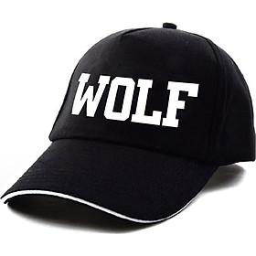 Mũ phớt EXO nón lưỡi trai EXO WOLF