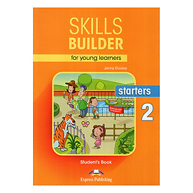 Skills Builder For Young Learners Starters 2 Student's Book