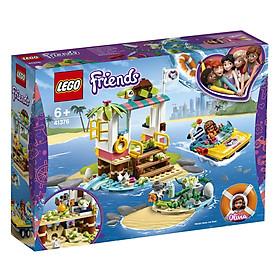 Trạm Giải Cứu Rùa Biển LEGO 41376