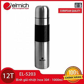 Bình giữ nhiệt Inox 304 ELmich  1000ml EL-5203