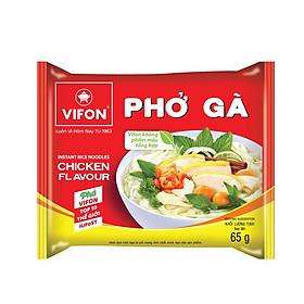 Big C - Phở gà ăn liền Vifon 65g - 20028