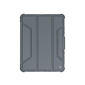 Bao da iPad Air 4 10.9 2020/Pro 11 2020 Nillkin Bumper Leather Case Pro - Hàng Nhập Khẩu