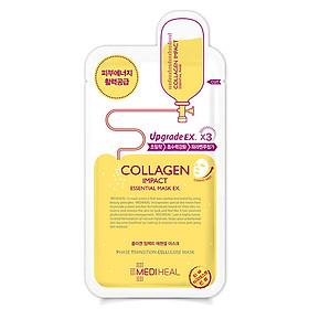 Mặt nạ dưỡng săn chắc da ngăn ngừa lão hóa da Mediheal Collagen Impact Essential Mask Ex 25ml