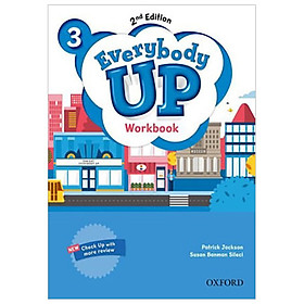 Everybody Up 2E 3: Workbook