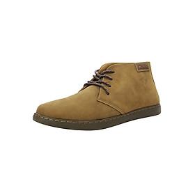 Giày Da Nam Menup Men-366 - Vàng Bò
