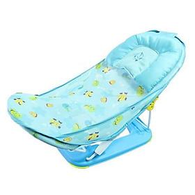 Ghế nằm tắm có tựa đầu Mastela 07460 - Xanh