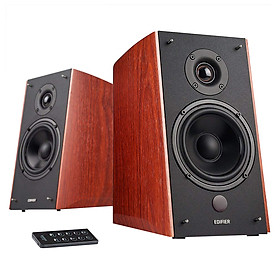 Loa Hi-Fi EDIFIER R2000DB Brown - Hàng Chính Hãng